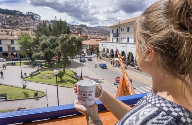 Peru Reisen Cusco Schokoladenmuseum