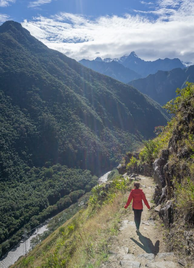 Peru Reisen Inka Trail