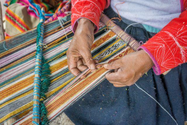 Peru Reisen Kunsthandwerk