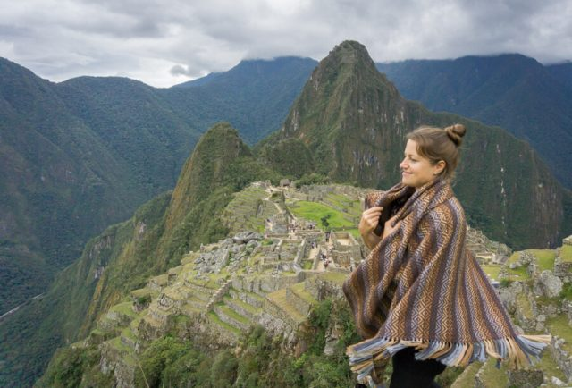 Peru Reisen Machu Picchu