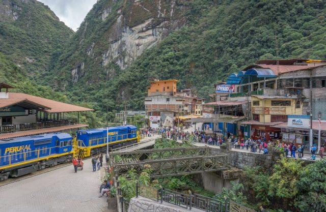 Peru Reisen Machu Picchu Aguas Calientes-2
