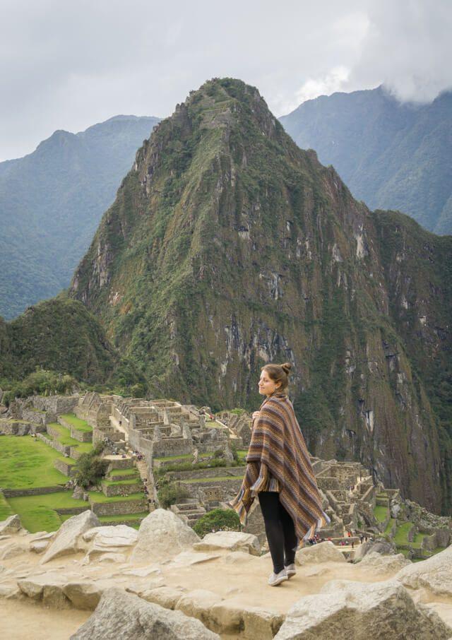 Peru Reisen Machu Picchu Inka