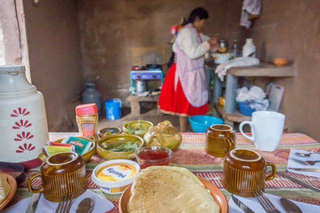 Peru Reisen Titicacasee Homestay