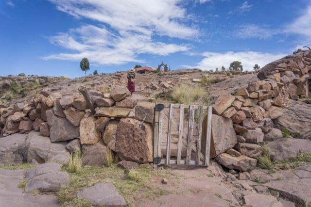 Peru Reisen Titicacasee Taquile-2