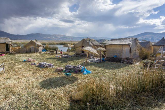 Peru Reisen Titicacasee Uros Inseln-2