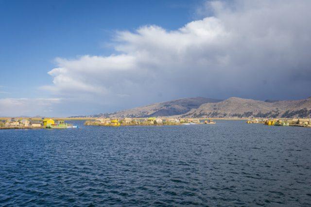 Peru Reisen Titicacasee Uros Inseln