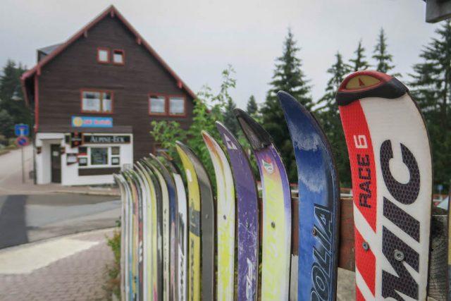 Ausflugsziele Sachsen Leipzig Chemnitz Oberwiesenthal Erzgebirge Skisfahren