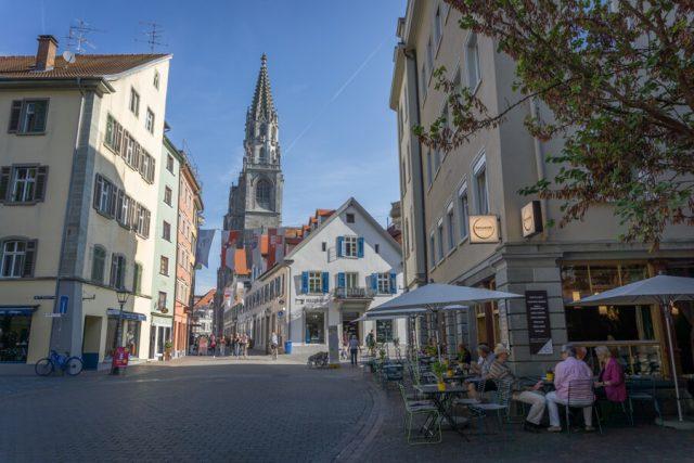 Bodensee Urlaub Konstanz Altstadt Muenster