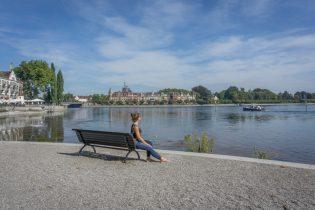 Bodensee Urlaub Konstanz Hafen