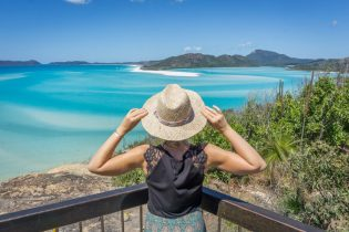 Whitsundays Camping Great Barrier Reef Queensland Australien Hill Inlet
