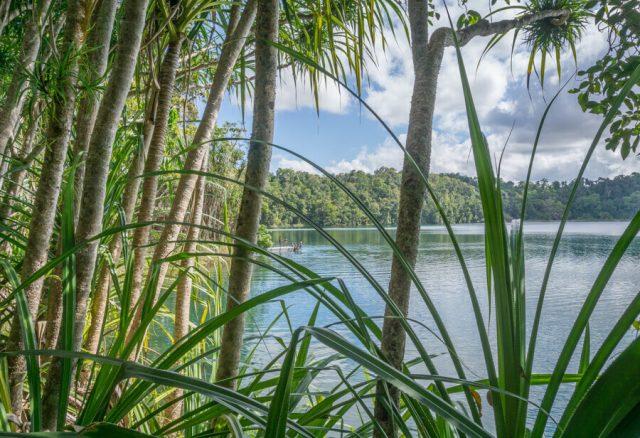 Atherton Tablelands Lake Eacham