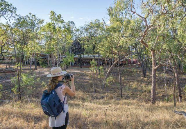Atherton Tablelands Undara Experience Lodge