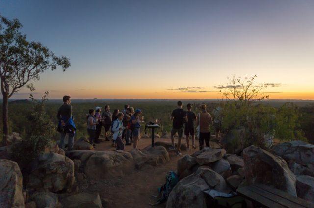 Atherton Tablelands Undara Experience Sundowner Outback