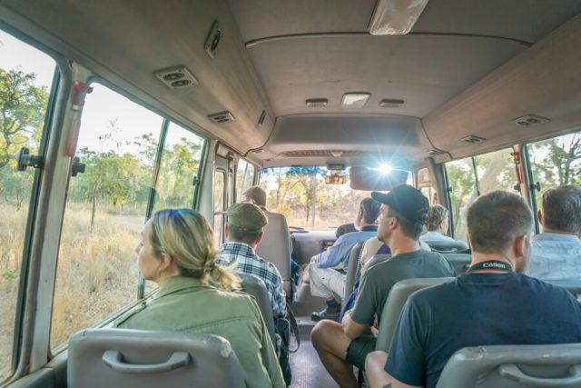 Atherton Tablelands Undara Experience Tour Sundowner