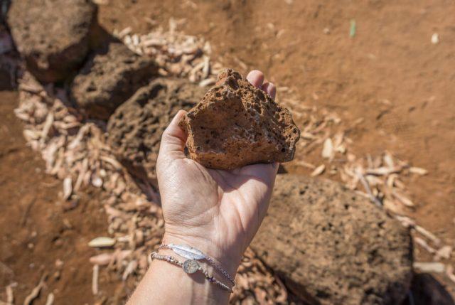 Atherton Tablelands Undara Lava Tubes Stein