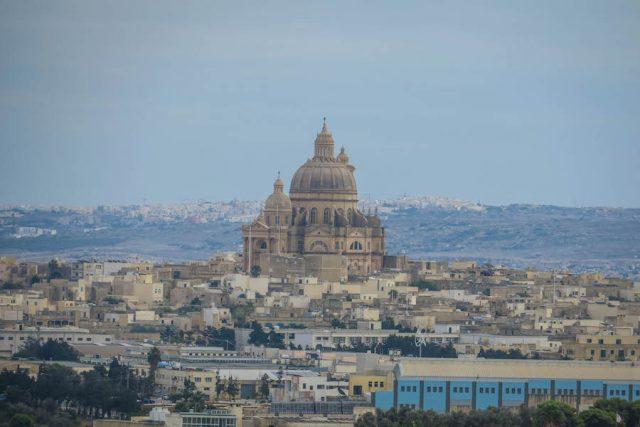 Gozo Malta Victoria Zitadelle Aussichtspunkt