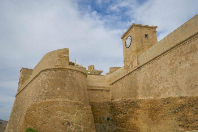 Gozo Malta Victoria Zitadelle
