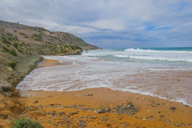 Gozo Malta Victoria Ramla Bay