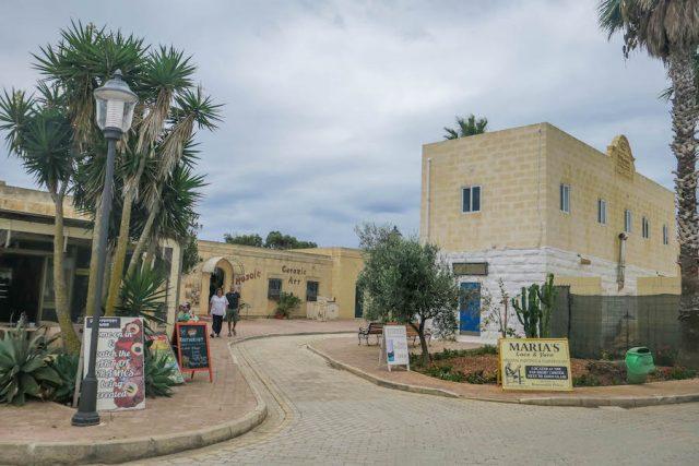 Gozo Malta Victoria Craftsvillage