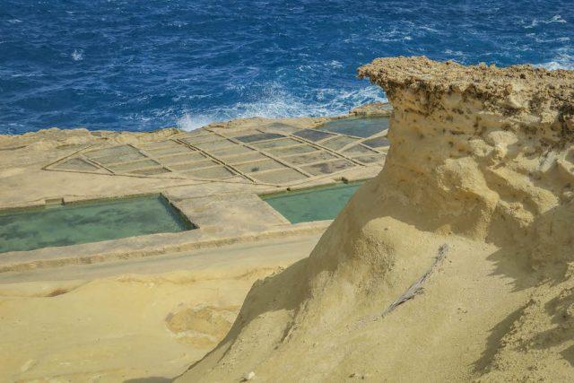 Gozo Malta Victoria Salz