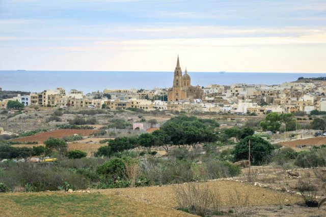 Gozo Malta Victoria Insel