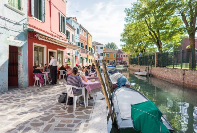 Italien Venedig Urlaub Burano Tipp Restaurant