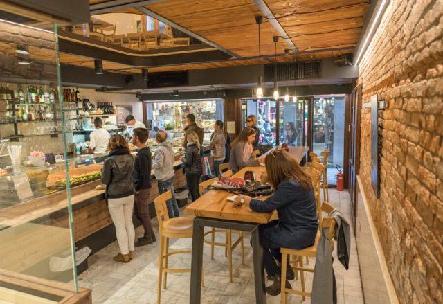 Italien Venedig Urlaub Cafe Tipp