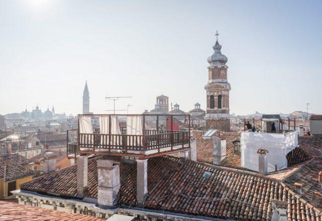 Italien Venedig Urlaub Fondaco dei Tedeschi