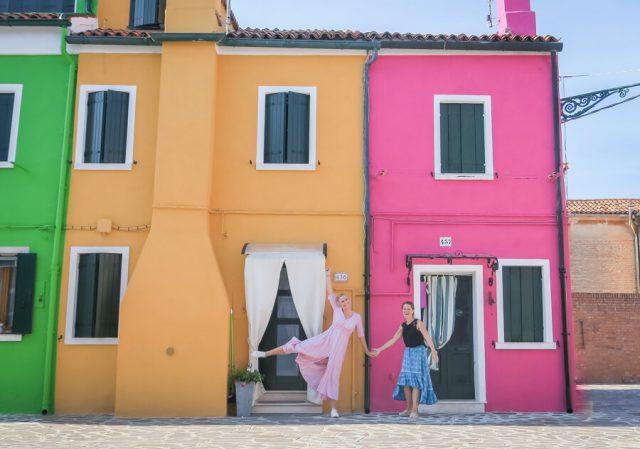 Italien Venedig Urlaub Libreria Acqua Alta-2