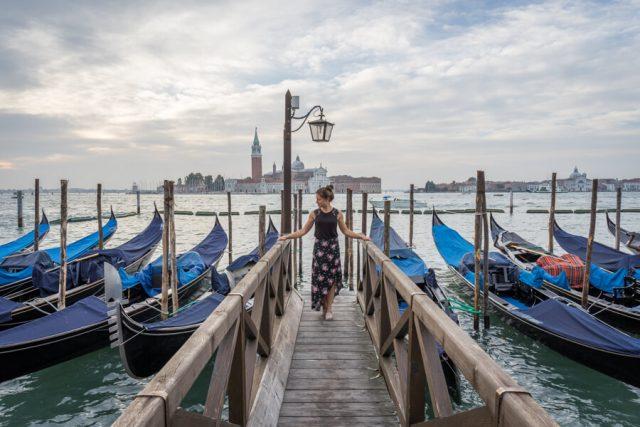 Italien Venedig Urlaub San Giorgio Maggiore