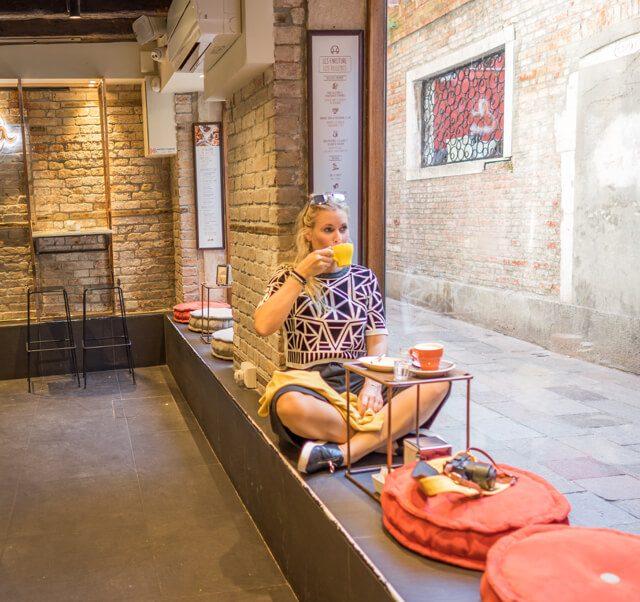 Italien Venedig Urlaub Tipps Cafes