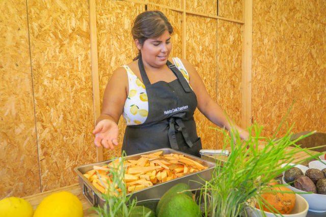 Madeira Urlaub Funchal Porto Santo Madeira Cook Experience Poncha