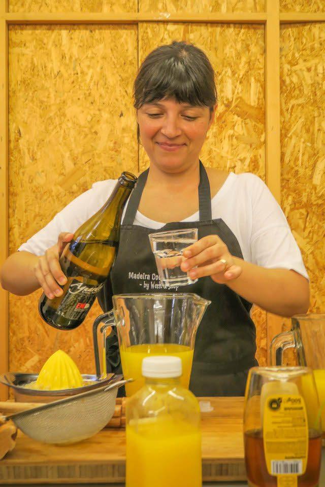 Madeira Urlaub Funchal Porto Santo Madeira Cook Experience Kochkurs