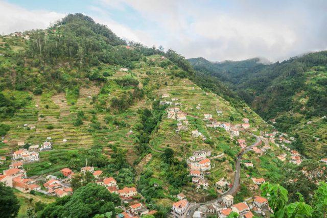 Madeira Urlaub Funchal Porto Santo Landschaft