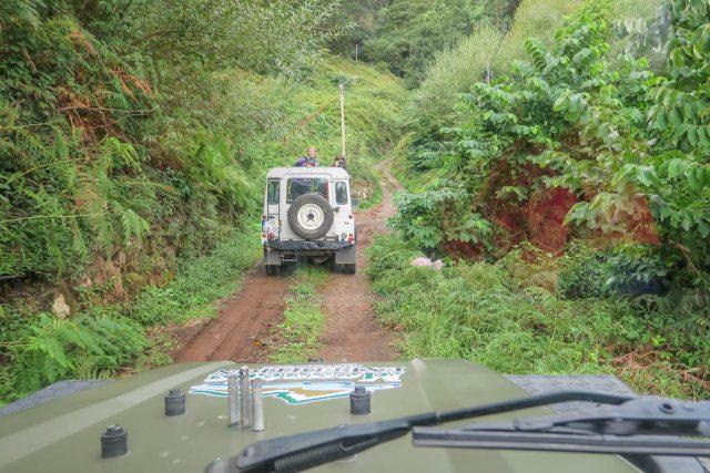 Madeira Urlaub Funchal Porto Santo Mountain Experience Jeeptour