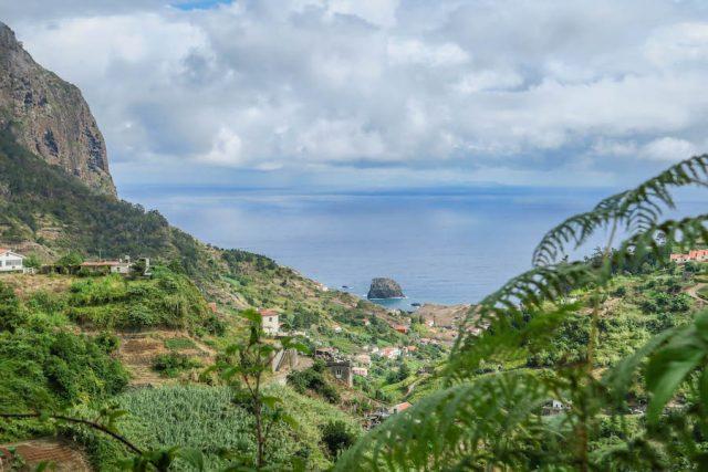 Madeira Urlaub Funchal Porto Santo gruener Norden