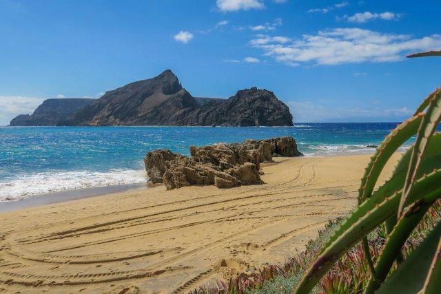 Madeira Urlaub Funchal Porto Santo Ponta da Calheta