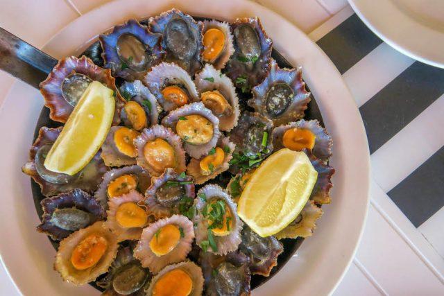 Madeira Urlaub Funchal Porto Santo Ponta da Calheta Restaurant