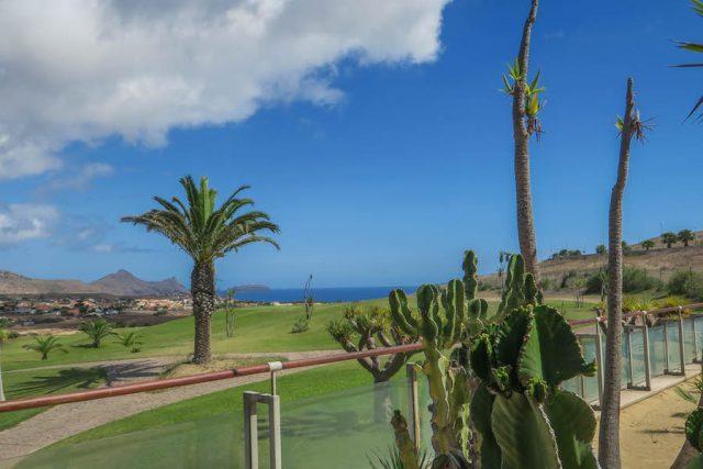 Madeira Urlaub Funchal Porto Santo Golf