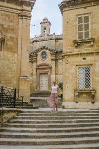 Malta Sehenswuerdigkeiten Malta Urlaub Vittoriosa Gassen
