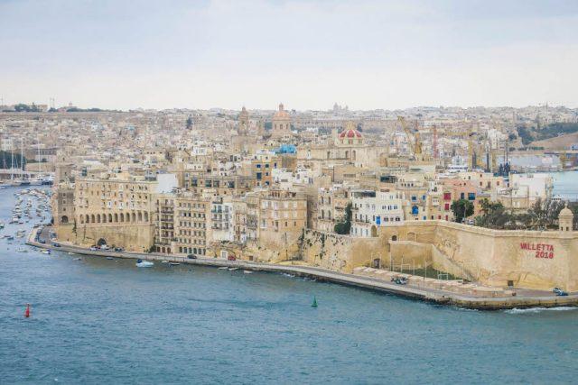 Malta Sehenswuerdigkeiten Malta Urlaub Obere Barraker Gaerten