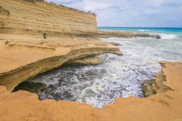 Malta Sehenswuerdigkeiten Malta Urlaub St. Peters Pool