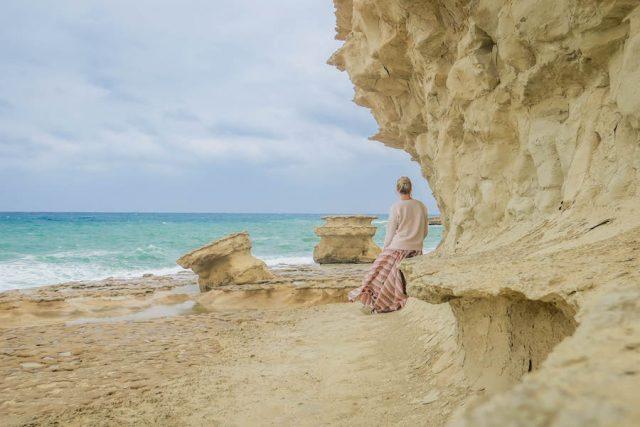 Malta Sehenswuerdigkeiten Malta Urlaub St. Peters Pool Bucht