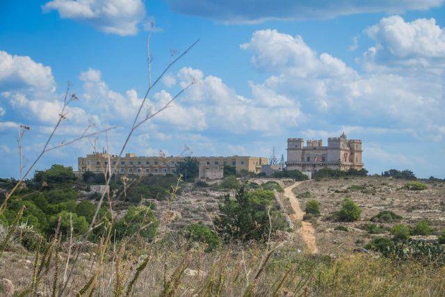 Malta Sehenswuerdigkeiten Malta Urlaub Selmun Palace