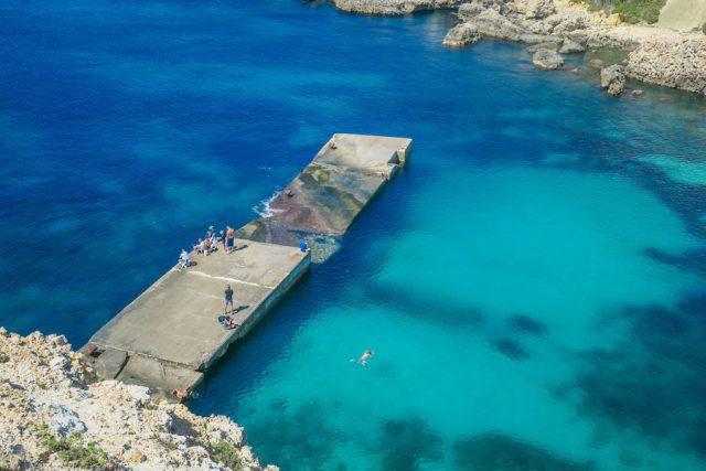 Malta Sehenswuerdigkeiten Malta Urlaub Popeye Village Baden