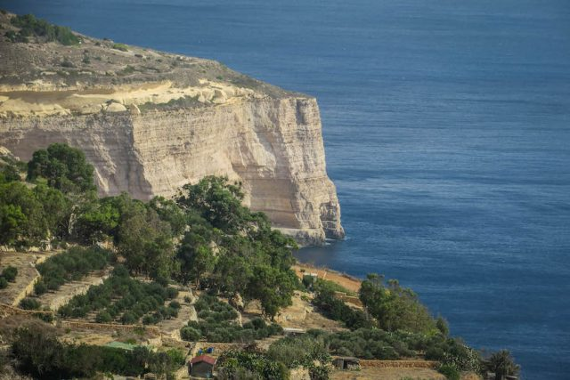 Malta Sehenswuerdigkeiten Malta Urlaub Dingli Klippen