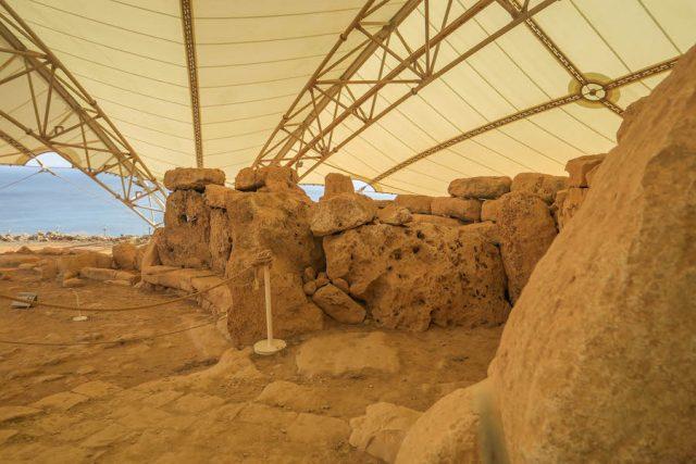 Malta Sehenswuerdigkeiten Malta Urlaub Hagar Qim Tempel