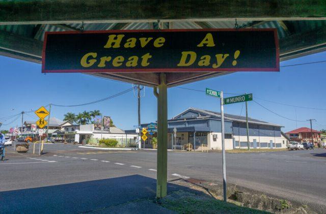 Mission Beach Cairns Australien Babinda Stadt