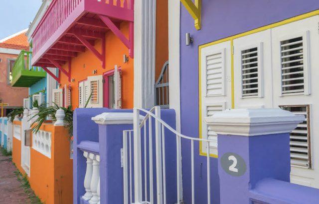 Curacao Urlaub Karibik niederlaendische Antillen Willemstad Skaloo
