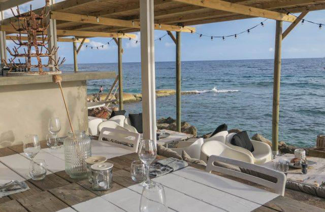 Curacao Urlaub Karibik niederlaendische Antillen Biji Blauw